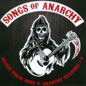Songs of Anarchy:Music/Sons Ssns 1-4 - (Import CD)