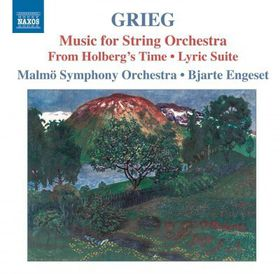 Grieg: Music For String Orchestra - Music For String Orchestra (CD)