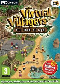 Virtual Villagers 4 - The Tree of Life (PC CD)