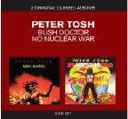 Tosh Peter - Bush Doctor / No Nuclear War (CD)