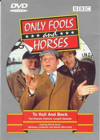 Only Fools & Horses-To Hull and Back - (Import DVD)