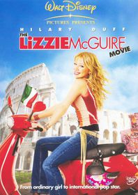 Lizzie McGuire Movie , The - (DVD)
