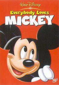 Everybody Loves Mickey - (DVD)