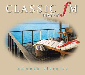 Classic FM - Smooth Classics - Various Artists (CD)