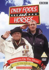 Only Fools And Horses - Strangers On The Shore - (DVD)