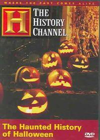 Haunted History of Halloween - (Region 1 Import DVD)