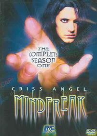 Criss Angel:Mindfreak - (Region 1 Import DVD)