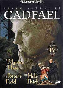 Cadfael Collection Set 4 3cpk - (Region 1 Import DVD)
