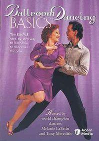 Ballroom Dancing Basics - (Region 1 Import DVD)