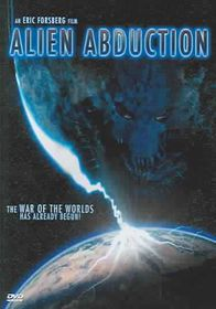 Alien Abduction - (Region 1 Import DVD)