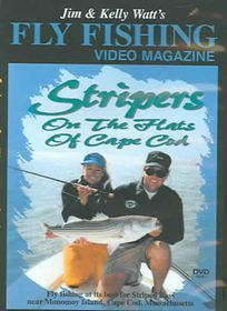 Stripers on the Flats of Cape Cod - (Region 1 Import DVD)