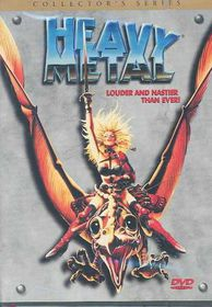 Heavy Metal - (Region 1 Import DVD)