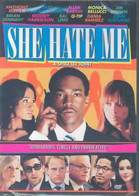She Hate Me - (Region 1 Import DVD)