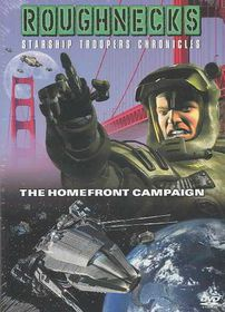 Roughnecks: Starship Troopers Chronicles - The Homefront Campaign - (Region 1 Import DVD)
