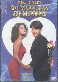 So I Married an Axe Murderer - (Region 1 Import DVD)