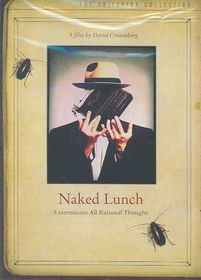 Naked Lunch - (Region 1 Import DVD)