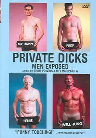 Private Dicks:Men Exposed - (Region 1 Import DVD)