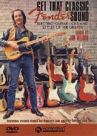 Get That Classic Fender Sound - (Region 1 Import DVD)