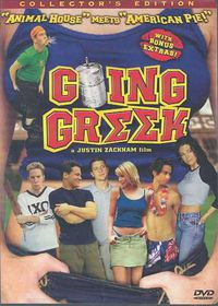 Going Greek - (Region 1 Import DVD)