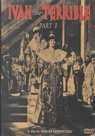 Ivan the Terrible Part 1 - (Region 1 Import DVD)