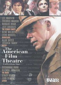 American Film Theatre Collection 1 - (Region 1 Import DVD)