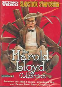 Harold Lloyd Collection - (Region 1 Import DVD)