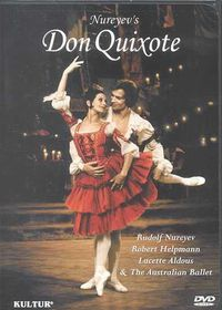 Don Quixote - (Region 1 Import DVD)