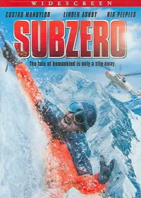 Subzero - (Region 1 Import DVD)