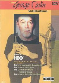 George Carlin Collection - (Region 1 Import DVD)