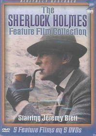 Sherlock Holmes Set - (Region 1 Import DVD)