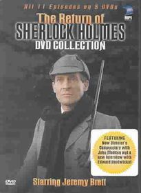 Return of Sherlock Holmes - (Region 1 Import DVD)