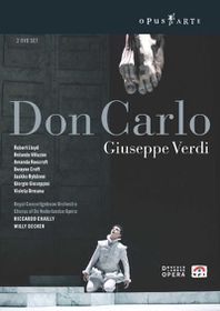 Soloists/ Concertgebouw Orch/ - Don Carlo (DVD)