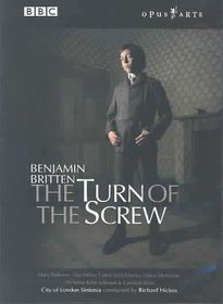 The Turn Of The Screw - Various Artists (DVD)