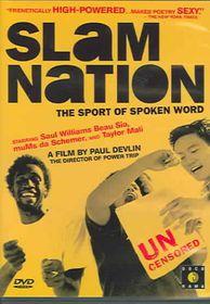 Slam Nation - (Region 1 Import DVD)
