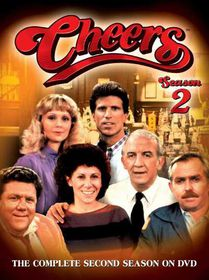 Cheers:Complete Second Season - (Region 1 Import DVD)