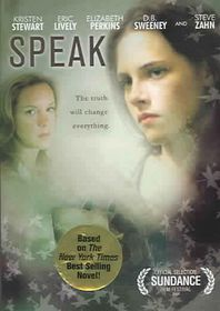 Speak - (Region 1 Import DVD)