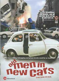 Old Men in New Cars - (Region 1 Import DVD)