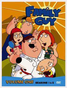 Family Guy:Vol 1 (Seasons 1 & 2) - (Region 1 Import DVD)