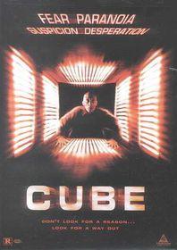 Cube - (Region 1 Import DVD)