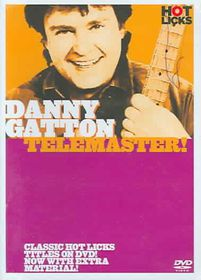 Danny Gatton:Telemaster - (Region 1 Import DVD)