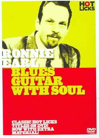 Ronnie Earl:Blues Guitar with Soul - (Region 1 Import DVD)