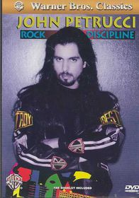 John Petrucci - Rock Discipline - (Region 1 Import DVD)