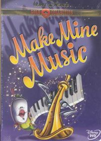 Make Mine Music:Gold Collection - (Region 1 Import DVD)