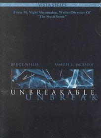 Unbreakable - (Region 1 Import DVD)