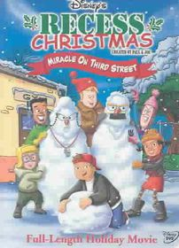 Recess Christmas:Miracle on Third - (Region 1 Import DVD)