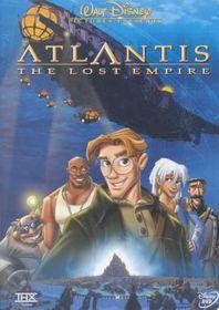 Atlantis:Lost Empire - (Region 1 Import DVD)