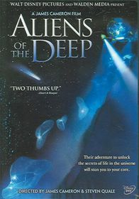 Aliens of the Deep - (Region 1 Import DVD)