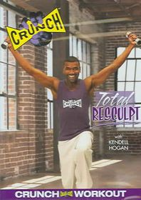 Crunch:Total Resculpt - (Region 1 Import DVD)