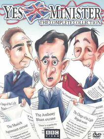 Yes Minister: the Complete Collection - (Region 1 Import DVD)