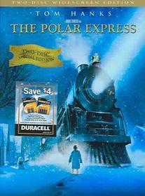 Polar Express Se - (Region 1 Import DVD)